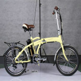 "20"" Wheel 250W Foldable E Bicycle (RSEB-103)"