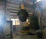 Automatic Multiblade Stone/Granite Block Cutting Machine