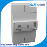 Adjustable Current 4P MCCB with Residual Current Protection Function