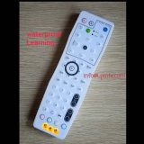 Healthcare Clean Learning Waterproof Remote Control for Hotel Hospital STB and TV