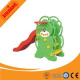 2016 Popular Colorful Cute Bear Slide for Kids Play