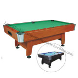 MDF Pool Table Billiard Table for Sale