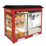 Popcorn Machine with Warmer Showcase Eb-11