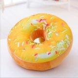 Lifelike Plush Donut Pillow