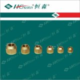 Brass Nut for Refrigeration Fittings