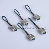 Custom Garment Metal Zipper Puller/Zinc Alloy Zipper Pull