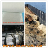800GSM Biaxial E-Glass with 100GSM Polyester Veil for Seawall
