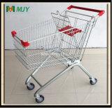 Zinc Plated Shopping Trolley Mjy-100b-PU