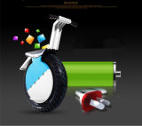 Popular 17 Inch Big One Wheel Electric Smart Motorcycle