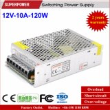 12V 10A 120W Switching Power Supply for LED Lighting