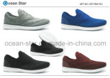 High Quality New Design Flyknit Man Confort Sports Shoes