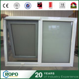 Insect Screen PVC Obscure Glass Window for Bathroom