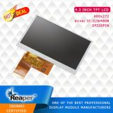 TFT LCD Display Industrial 4.3inch 40pin RGB 480X272 LCD Display Optional Touch Screen