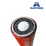 Medium Voltage 15kv 336.4mcm ACSR XLPE Insulated HDPE Jacket -UV Cable