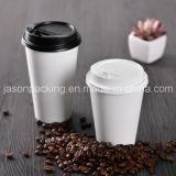 Disposable Hot Drink Paper Cup Coffee with Lids