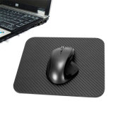 Promotional China Wholesale Hige Quality Custom Cheap Gaming Carbon Fiber Mouse Pad
