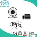 48V 500W LCD Gearless Hub Motor Kit with CE