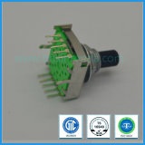 Best Price for 17mm Rotary Route Switch for Amplifier