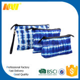 Sublimation Canvas Cosmetic Makeup Toiletry Bag Sets