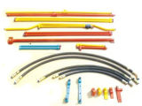 Excavator Hydraulic Kits/Piping Kits/Hammer Lines (PC200-6, SK200-6, ZX240)