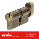 High Quality Hardware Mortise Lock Brass Cylinders (P6E3535T)