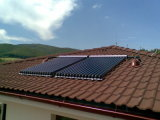 Solar Thermal Collector with Heat Pipe (SCM15-58/1800-02)