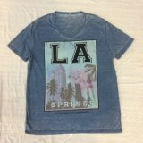 Fashion Snow Washing Men′s T-Shirt in Men′s Sport Wear Fw-8606