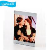 Wedding Decoration Glass Gift with Mirrow Image Printing