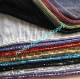 Customizable Metal Mesh Fabric (as Curtain, Room Divider, Table Cloth)