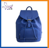 Lady Backpack PU Multi Function Student Travel