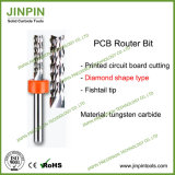 High Quality PCB Router Bit, PCB Corn End Mill