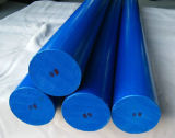 Nylon Rod, PA6 Rods, Plastic Rod with White, Blue Color