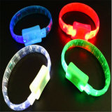 Custom Printing LED Flashing Bracelets