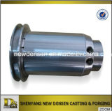 Steel Bar Machining Machinery Parts