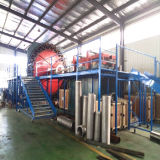 Hlt14-42 Metal Hose Steel Wire Braiding Machine