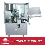 Soft Tube/Hose Filling and Sealing Machine