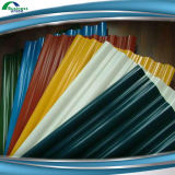 Ibr Colorpuls Corrugated Galvanized Metal Roofing Sheets for Sale