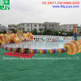 Commercial Inflatable Water Park for Adult