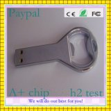 Bottle Opener Shape 4GB Metal USB Flash Drive (GC-M008)