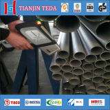 Austenitic / Duplex Stainless Steel Hollow Bar, ASTM A511 TP304 / 304L Tp316 / 316L Pickled Annealed