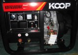 CE and EPA Approved Diesel Welder Generator (CE) (KDF6500WE)