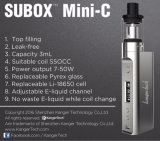 New Arrival Kanger Subox Mini-C Vape Kit with Attractive Price