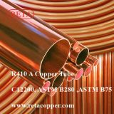 Gas Tube Clean Copper Pipe