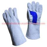 Double Reinforced Cowhide Split Leather Welding Gloves