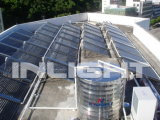 Solar Thermal Water Heating Project