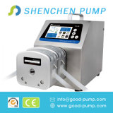 V6-6L Stainless Steel Housing 0.3-6000ml/Min Flow Rates Peristaltic Pump