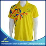 Custom Made Sublimation Printing Soccer T-Shirts for Soccer Game Teams