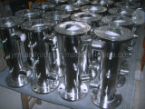 AISI 304 Flange Manifolds for Booster Set