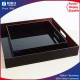 Fashion Design High Quality Acrylic Fruit Tray Service Trays