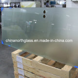 Tempered Sandblasted Glass (SBG)
